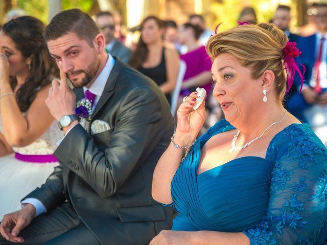 La boda de Alejandro y Gema en Alhaurin El Grande, Málaga 76