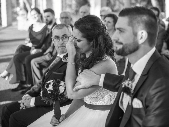 La boda de Alejandro y Gema en Alhaurin El Grande, Málaga 77