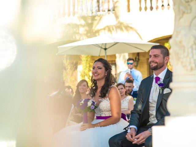 La boda de Alejandro y Gema en Alhaurin El Grande, Málaga 80