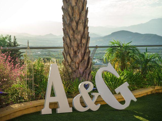 La boda de Alejandro y Gema en Alhaurin El Grande, Málaga 85