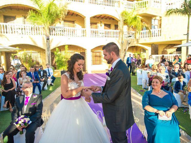 La boda de Alejandro y Gema en Alhaurin El Grande, Málaga 88