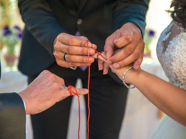 La boda de Alejandro y Gema en Alhaurin El Grande, Málaga 91