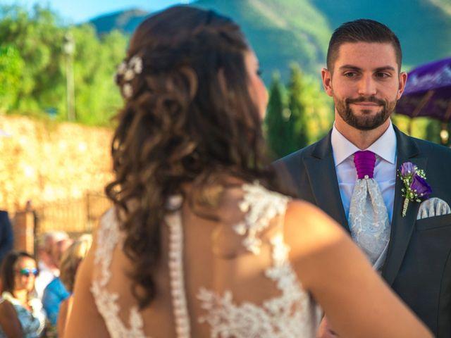 La boda de Alejandro y Gema en Alhaurin El Grande, Málaga 95