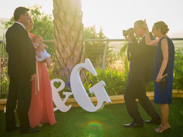 La boda de Alejandro y Gema en Alhaurin El Grande, Málaga 102
