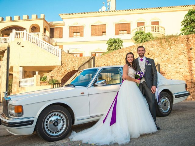 La boda de Alejandro y Gema en Alhaurin El Grande, Málaga 103