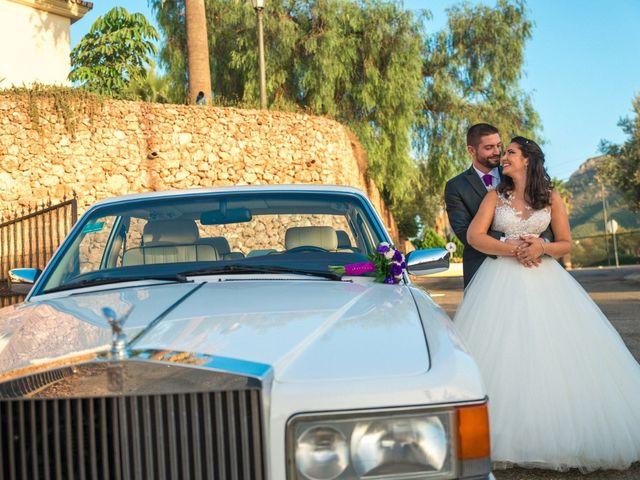 La boda de Alejandro y Gema en Alhaurin El Grande, Málaga 105