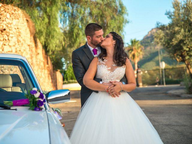 La boda de Alejandro y Gema en Alhaurin El Grande, Málaga 106