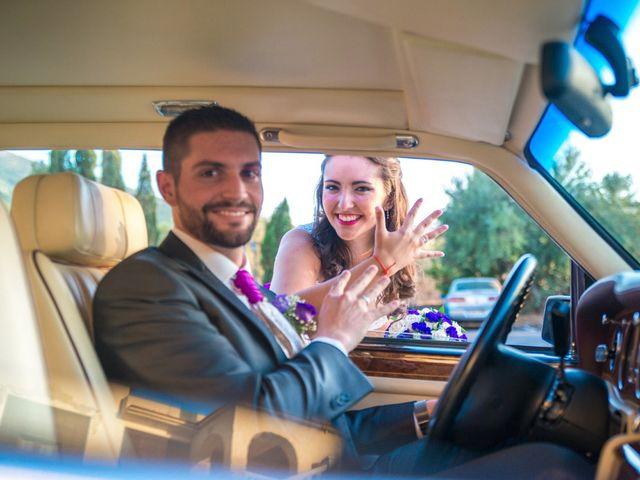 La boda de Alejandro y Gema en Alhaurin El Grande, Málaga 108