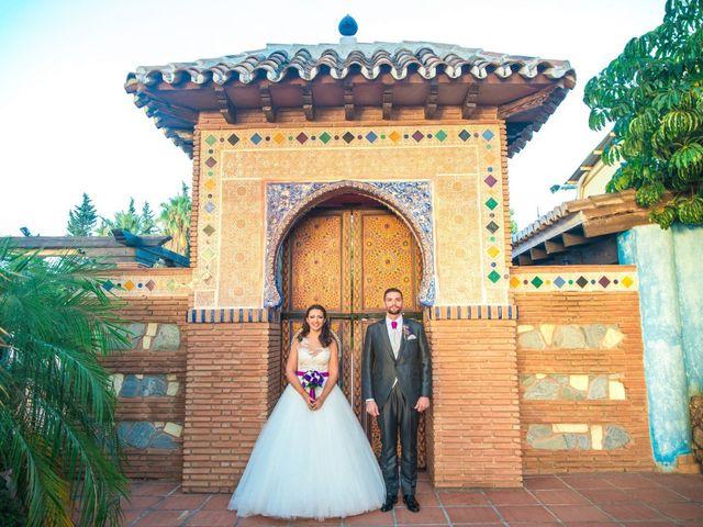 La boda de Alejandro y Gema en Alhaurin El Grande, Málaga 109