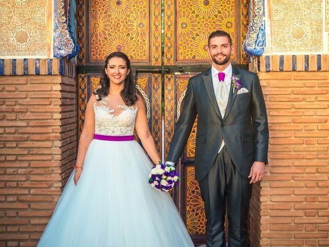 La boda de Alejandro y Gema en Alhaurin El Grande, Málaga 110