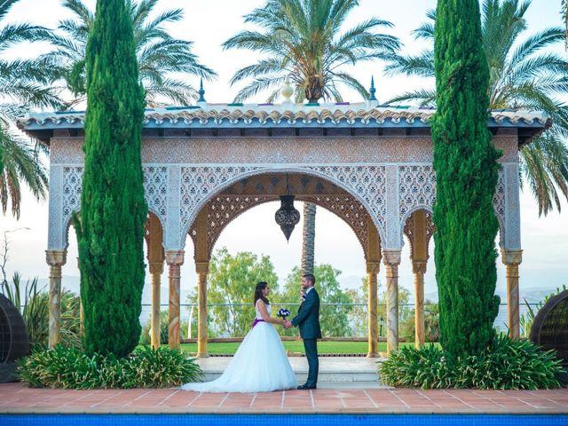 La boda de Alejandro y Gema en Alhaurin El Grande, Málaga 111