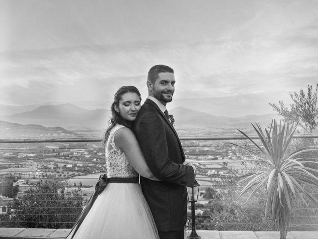 La boda de Alejandro y Gema en Alhaurin El Grande, Málaga 115