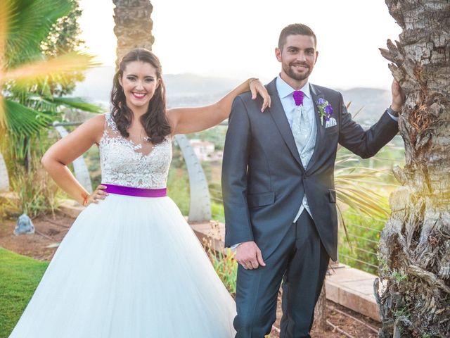La boda de Alejandro y Gema en Alhaurin El Grande, Málaga 119