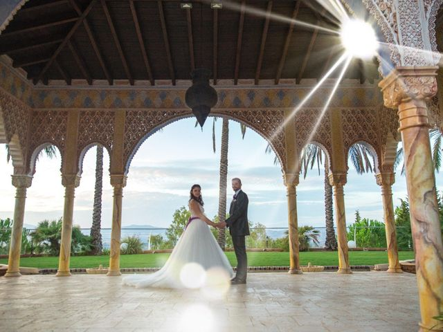 La boda de Alejandro y Gema en Alhaurin El Grande, Málaga 120