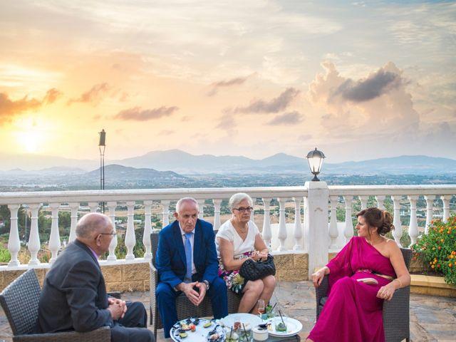 La boda de Alejandro y Gema en Alhaurin El Grande, Málaga 121