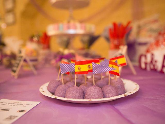 La boda de Alejandro y Gema en Alhaurin El Grande, Málaga 124