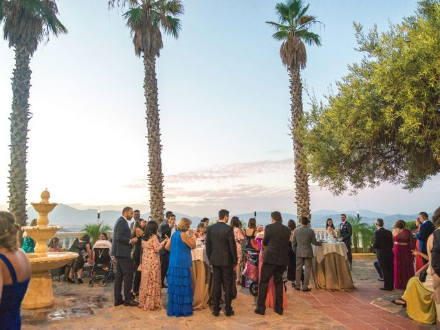 La boda de Alejandro y Gema en Alhaurin El Grande, Málaga 125