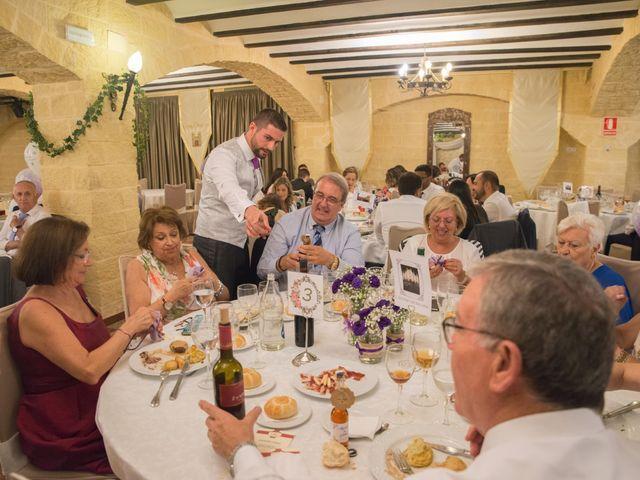 La boda de Alejandro y Gema en Alhaurin El Grande, Málaga 131