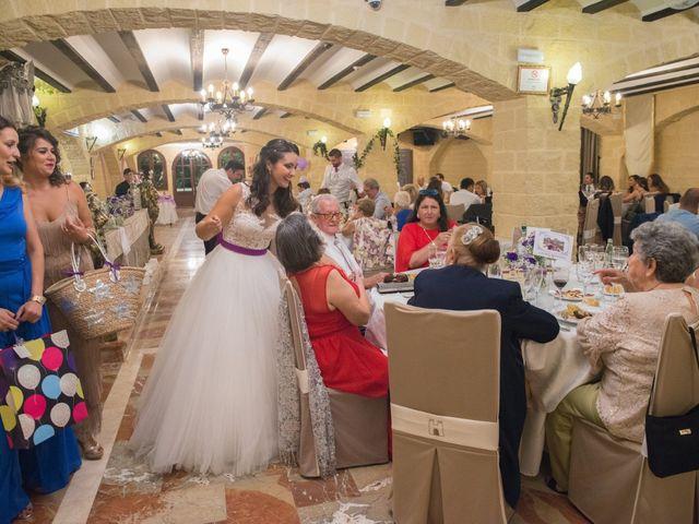 La boda de Alejandro y Gema en Alhaurin El Grande, Málaga 132