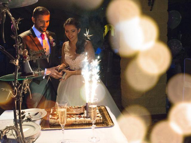 La boda de Alejandro y Gema en Alhaurin El Grande, Málaga 134