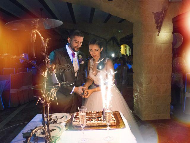 La boda de Alejandro y Gema en Alhaurin El Grande, Málaga 135