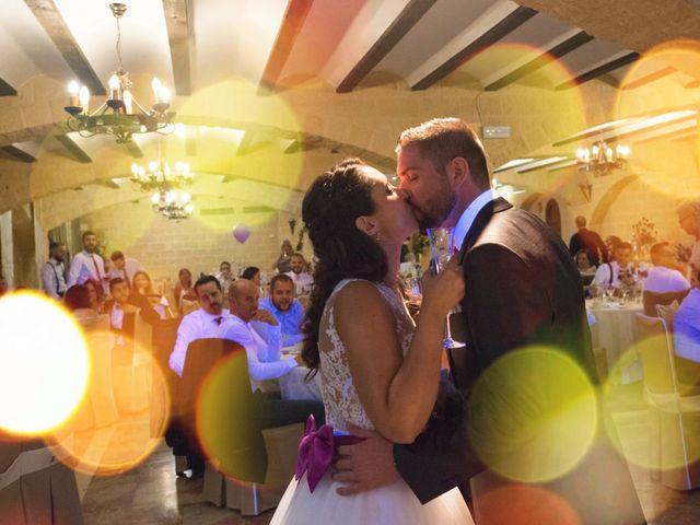 La boda de Alejandro y Gema en Alhaurin El Grande, Málaga 136