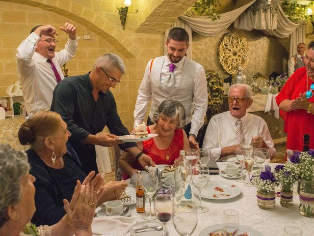 La boda de Alejandro y Gema en Alhaurin El Grande, Málaga 137