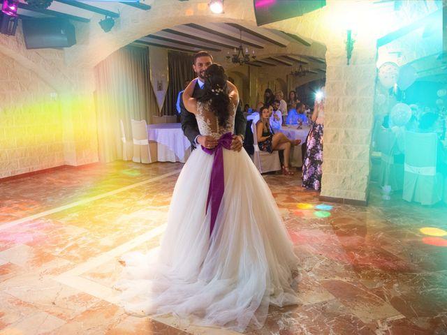 La boda de Alejandro y Gema en Alhaurin El Grande, Málaga 138