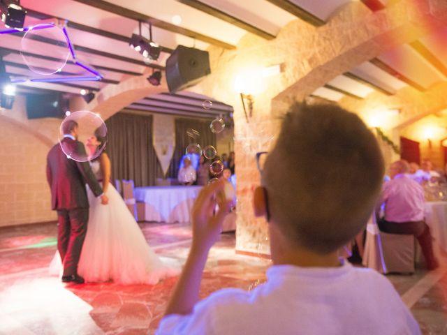 La boda de Alejandro y Gema en Alhaurin El Grande, Málaga 141