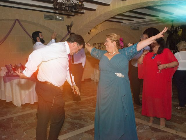 La boda de Alejandro y Gema en Alhaurin El Grande, Málaga 144
