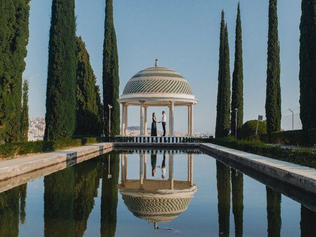 La boda de Alejandro y Gema en Alhaurin El Grande, Málaga 169
