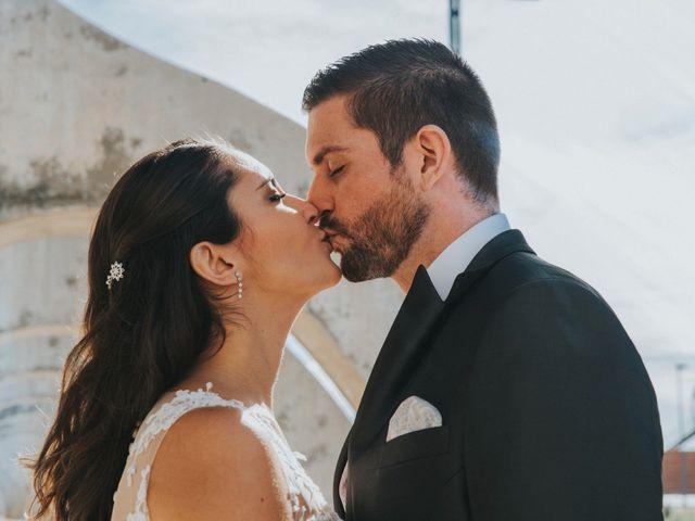 La boda de Alejandro y Gema en Alhaurin El Grande, Málaga 174