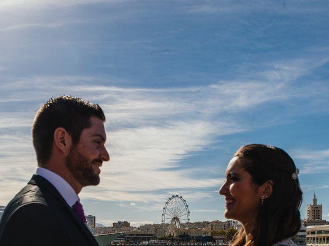La boda de Alejandro y Gema en Alhaurin El Grande, Málaga 176