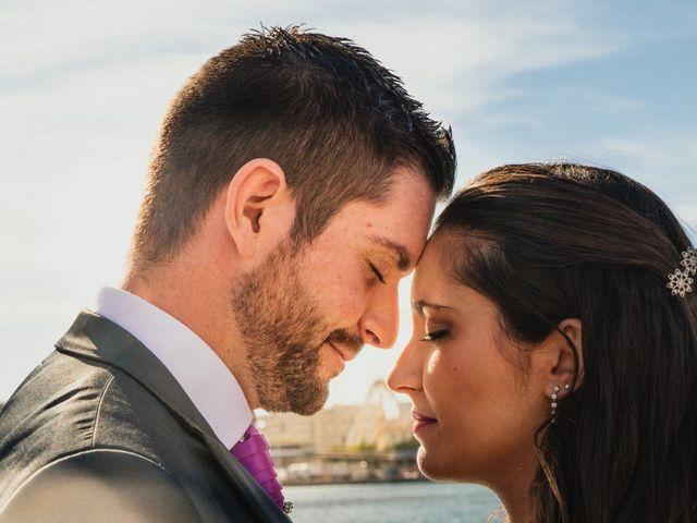 La boda de Alejandro y Gema en Alhaurin El Grande, Málaga 178