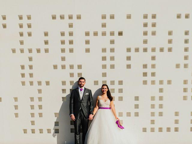 La boda de Alejandro y Gema en Alhaurin El Grande, Málaga 2