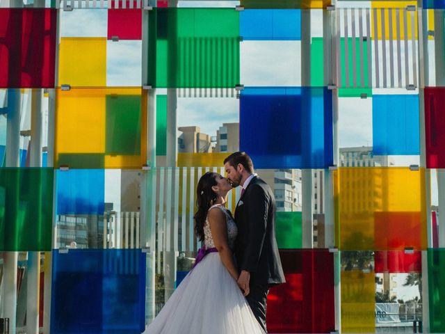 La boda de Alejandro y Gema en Alhaurin El Grande, Málaga 182