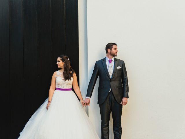La boda de Alejandro y Gema en Alhaurin El Grande, Málaga 187