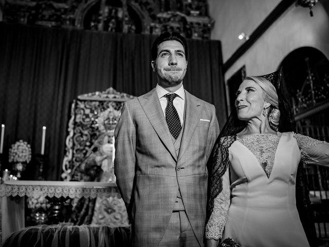 La boda de Antonio y Inma en Los Palacios Y Villafranca, Sevilla 10