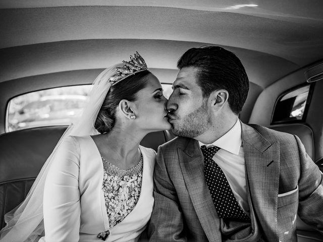 La boda de Inma y Antonio