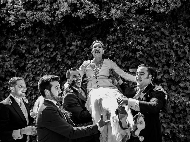 La boda de Antonio y Inma en Los Palacios Y Villafranca, Sevilla 13