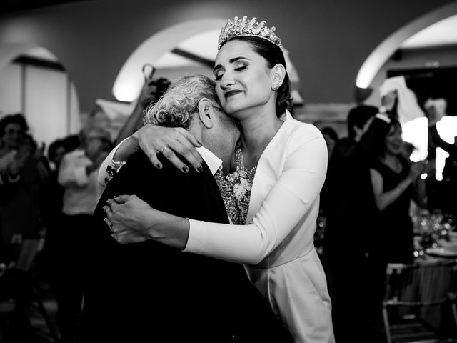 La boda de Antonio y Inma en Los Palacios Y Villafranca, Sevilla 18