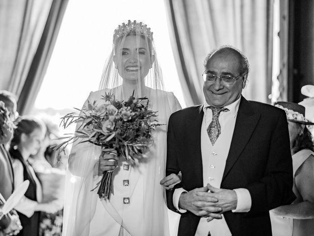 La boda de Antonio y Inma en Los Palacios Y Villafranca, Sevilla 22