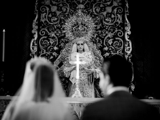 La boda de Antonio y Inma en Los Palacios Y Villafranca, Sevilla 23