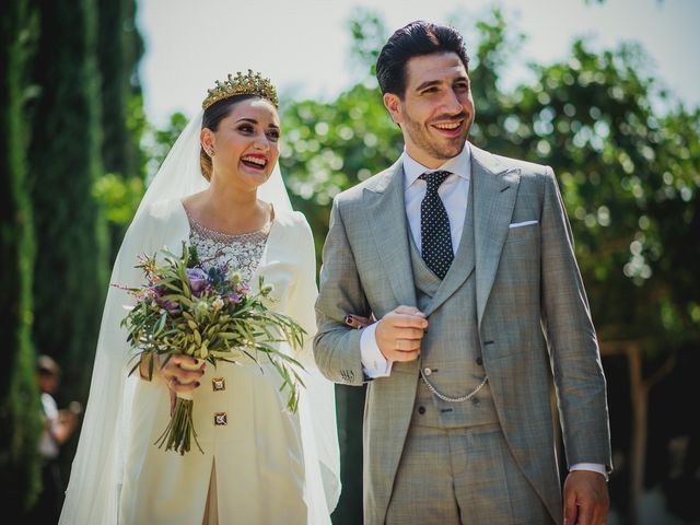 La boda de Antonio y Inma en Los Palacios Y Villafranca, Sevilla 26