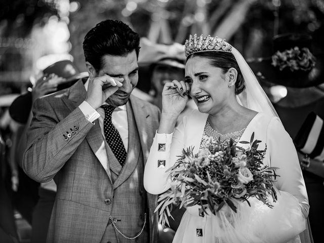 La boda de Antonio y Inma en Los Palacios Y Villafranca, Sevilla 27