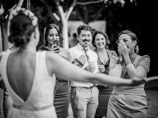 La boda de Antonio y Inma en Los Palacios Y Villafranca, Sevilla 33