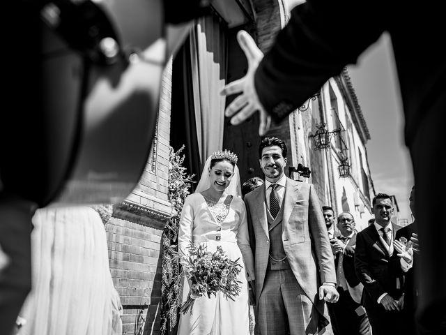La boda de Antonio y Inma en Los Palacios Y Villafranca, Sevilla 39