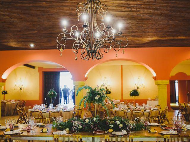 La boda de Antonio y Inma en Los Palacios Y Villafranca, Sevilla 42