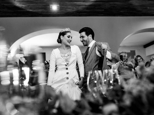 La boda de Antonio y Inma en Los Palacios Y Villafranca, Sevilla 44