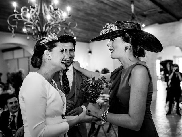 La boda de Antonio y Inma en Los Palacios Y Villafranca, Sevilla 45
